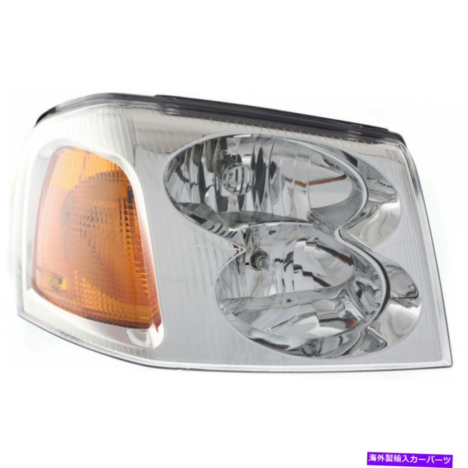 USヘッドライト GMCエンビョイXLヘッドライト2002-2006 GM2503220のための助手席側15866070 For GMC Envoy XL Headlight 2002-20